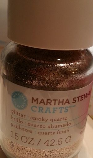 Martha Stewart Smoky Quartz