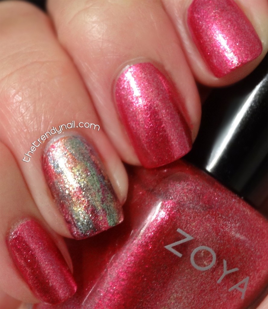Zoya Irrisistable Metallic Collection