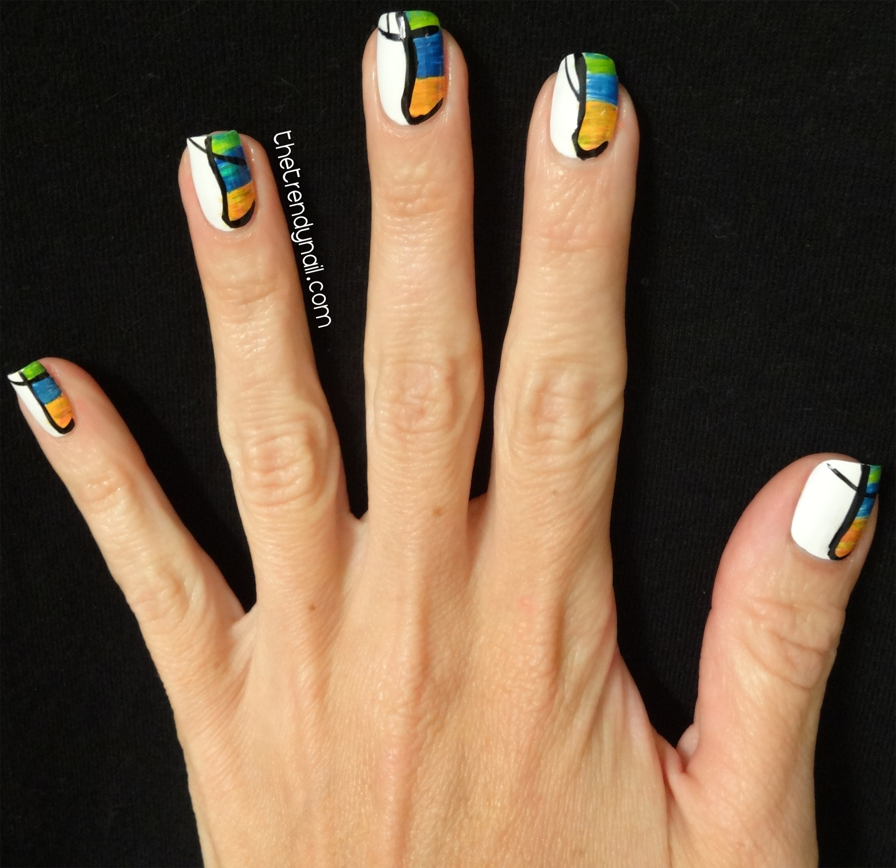 Phillip Lim Nail Art