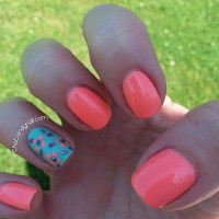Summer Nails Gel II