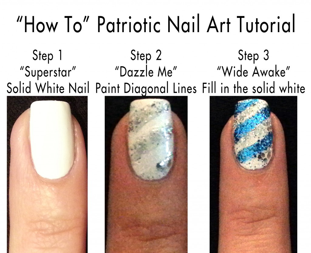 Patriotic-Nail-Art-Tutorial