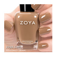Flynn (ZP693) - Camel Brown Nude Cream