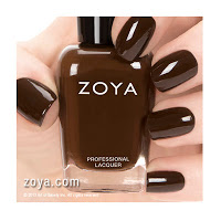 Louise (ZP694) - Chocolate Brown Cream
