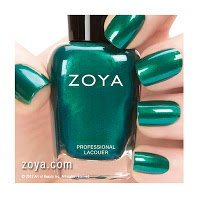 Giovanna (ZP680) - Lush Emerald Green Metallic