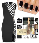Emanuel-Ungaro-Dot-Dress