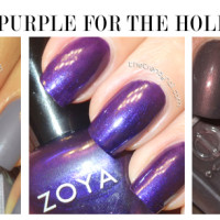 Holidays-Purple