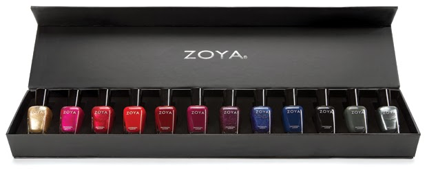 ZOYA DREAM BOX - CHEERS TO ALL
