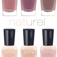 Zoya_Naturel Collection