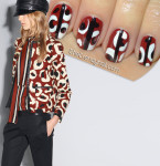 gucci-pre-fall-2014 - Nail Art by The Trendy Nail