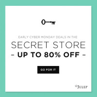CYBER MONDAY - SHOP SUNDAY