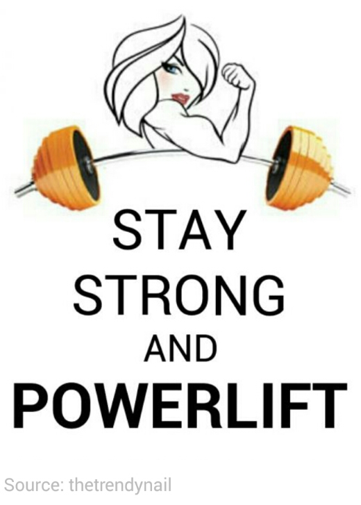 Stay Strong Powerlift