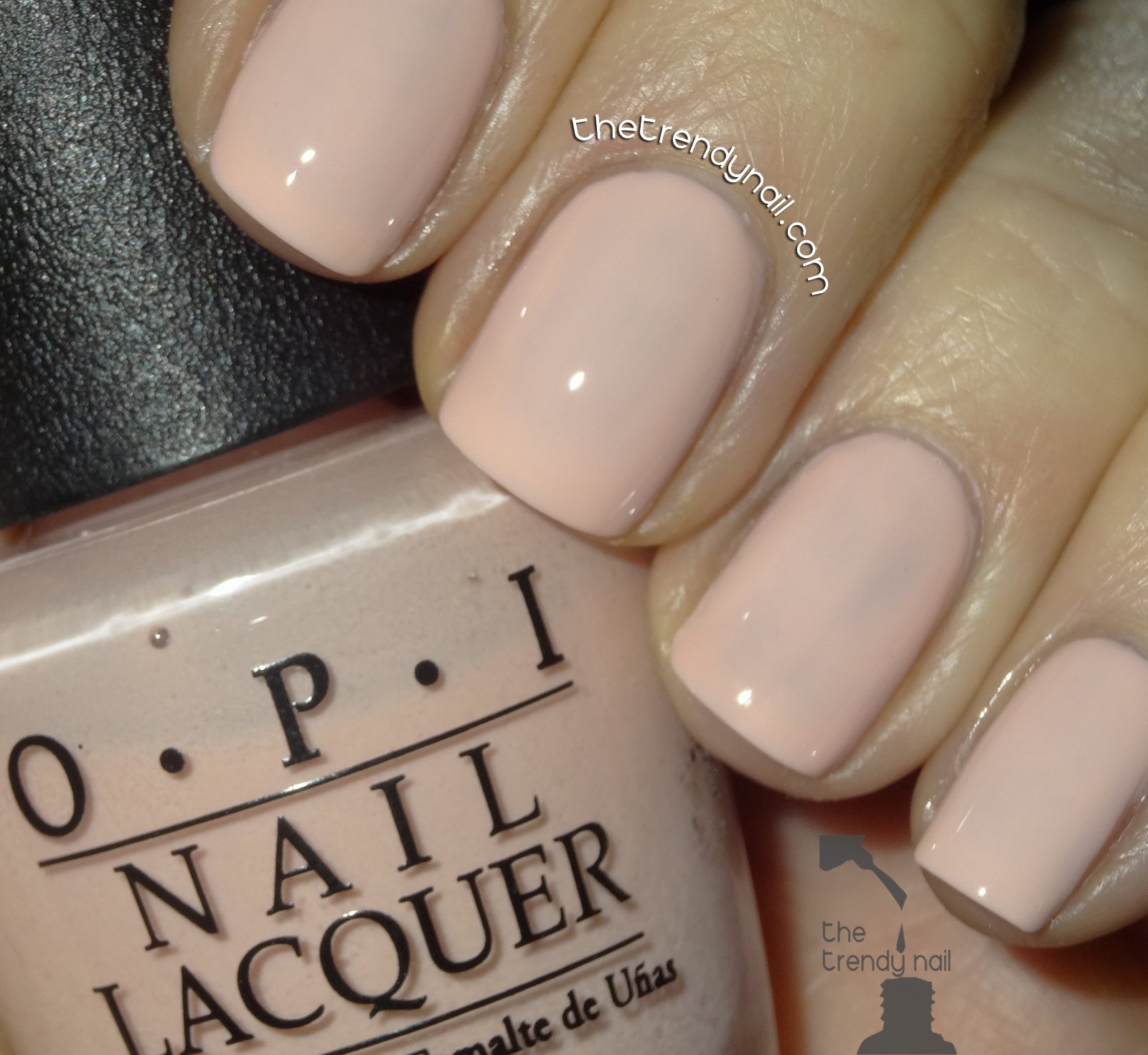 Fabuleux NAIL POLISH REVEALED: SWEET HEART BY OPI - The Trendy Nail ER92
