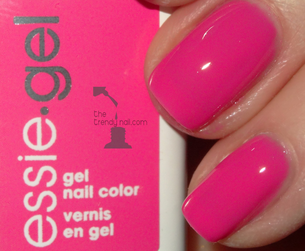 Gel Polish: On My Team by Essie