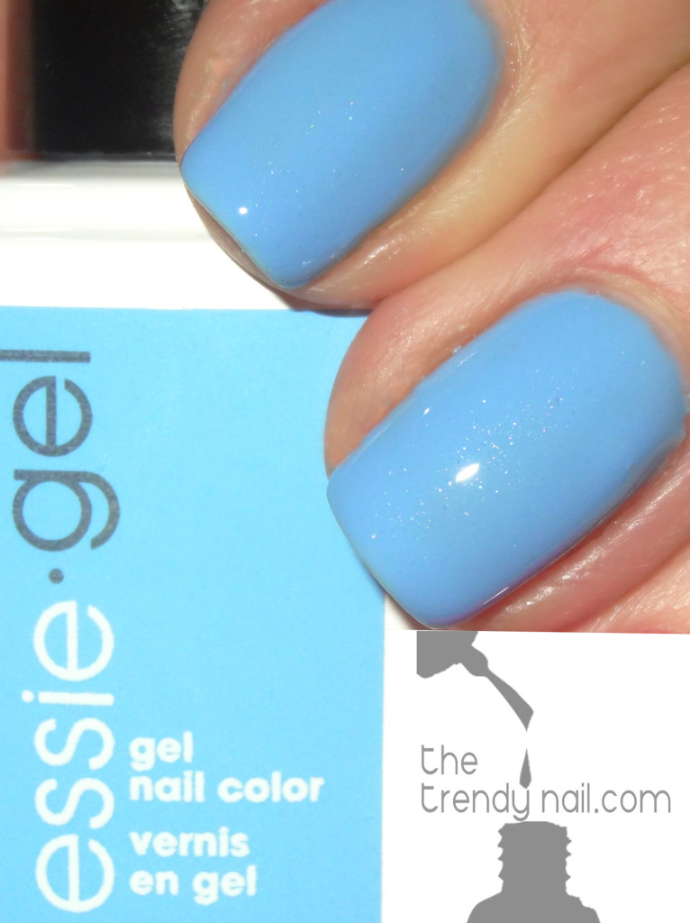 Gel Polish: Suggestive & Sultry by Essie