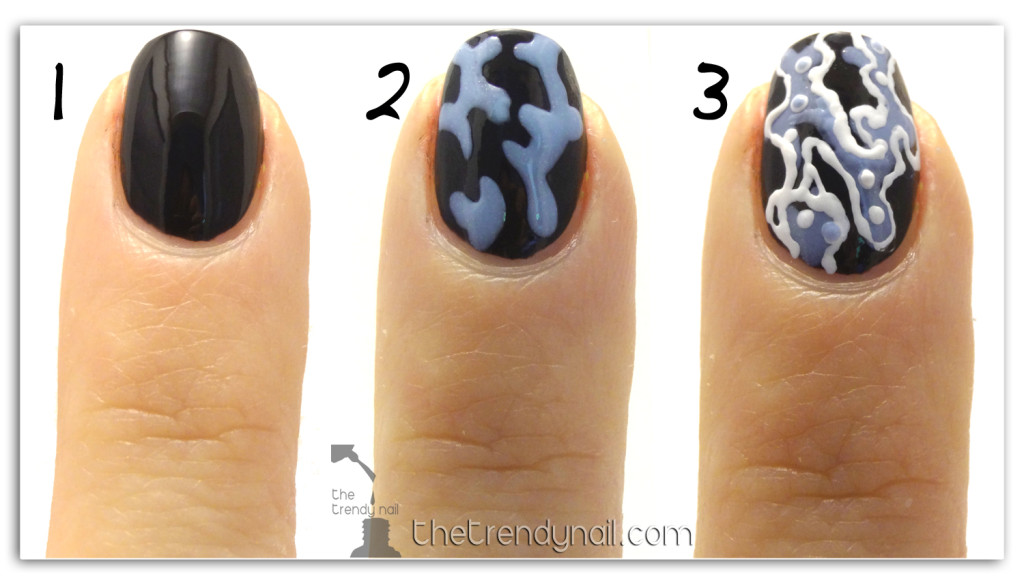 LV-Nail-Art-Steps
