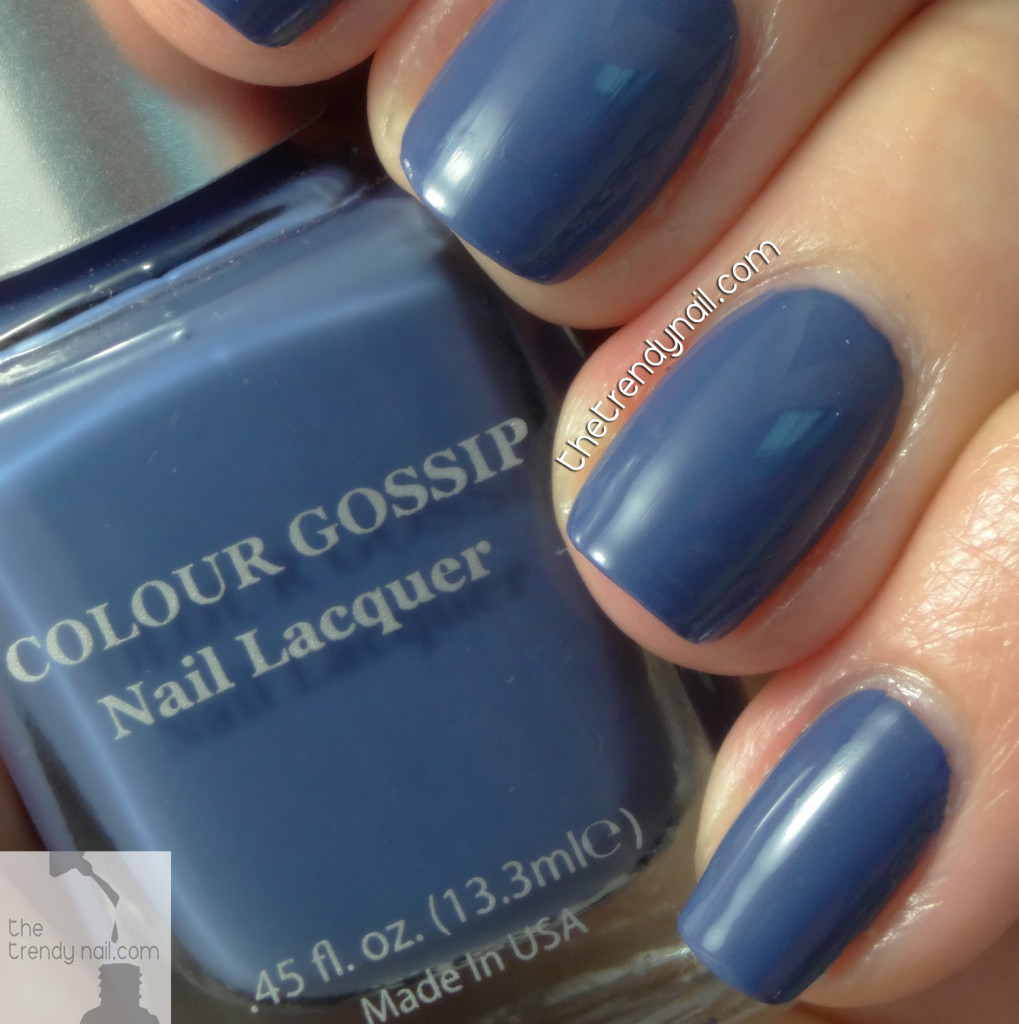 Clean-Slate-Colour-Gossip As Seen On The Trendy Nail