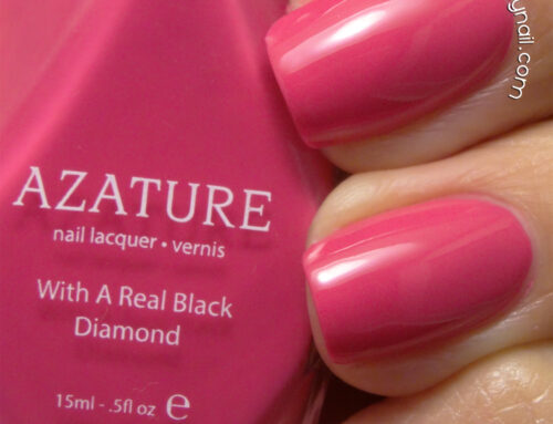 Azature Rose:  Swatches & Reviews