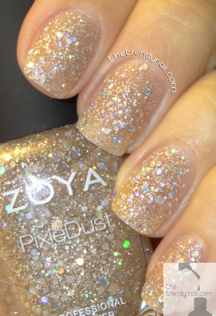 Swatches Amp Reviews Zoya Summer 2014 Pixie Dust