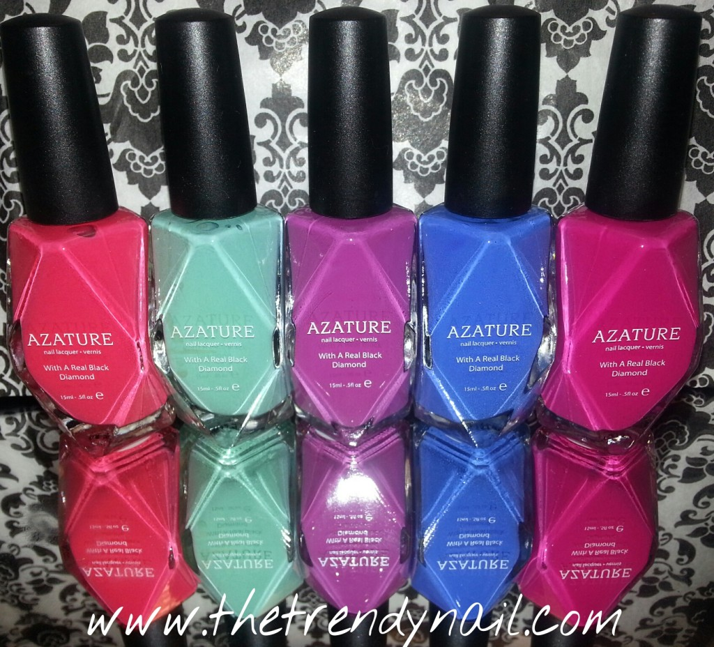 Azature Shades for Summer 2014