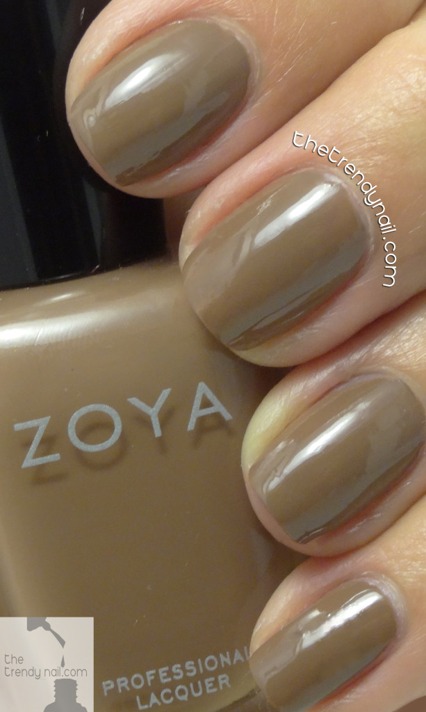 Chanelle Zoya Naturel Deux Swatch