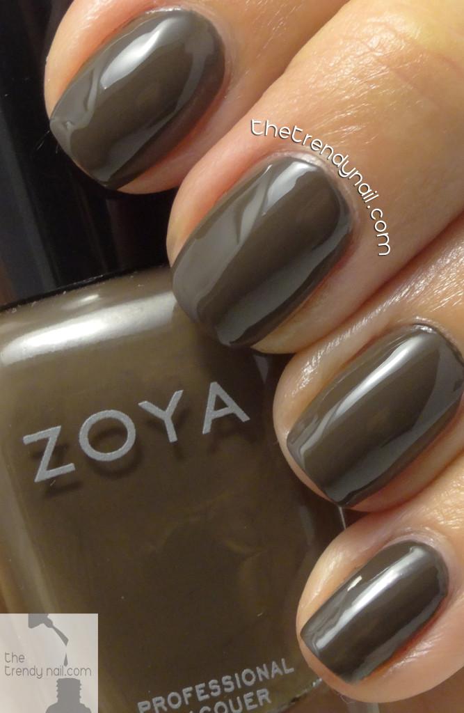 Emilia Zoya Naturel Deux Swatch