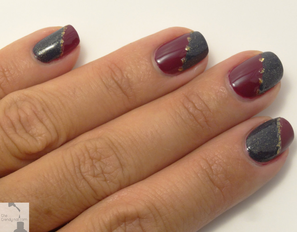 Step-4-FALL FRENCH MANICURE