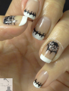 FrankenWeb-Nail-Art-The-Trendy-Nail