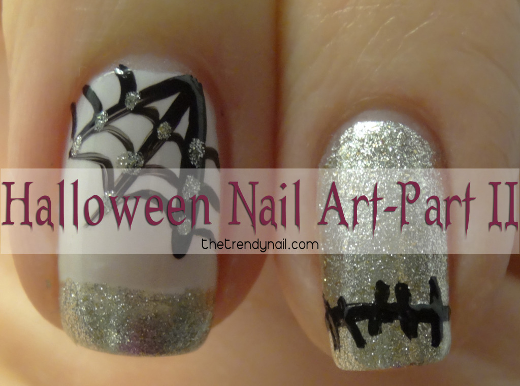Halloween-Nail-Art-Part-II