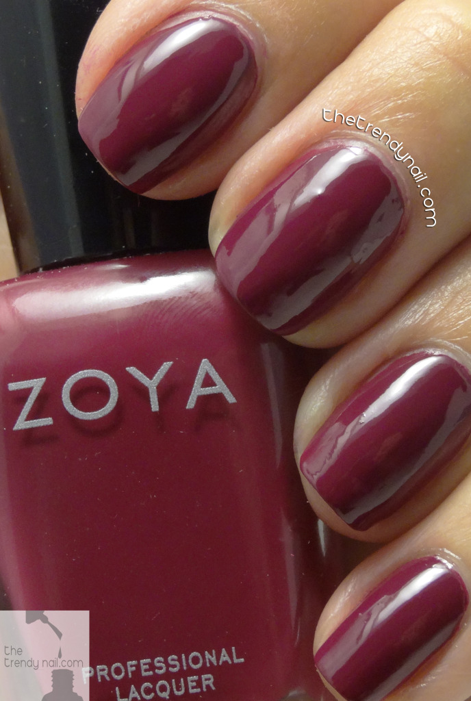 Zoya Veronica-The-Trendy-Nail
