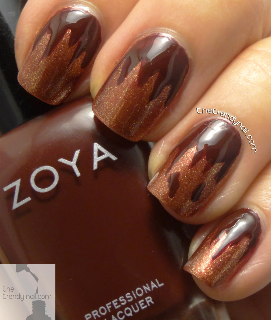 Halloween-Nails Claire Zoya