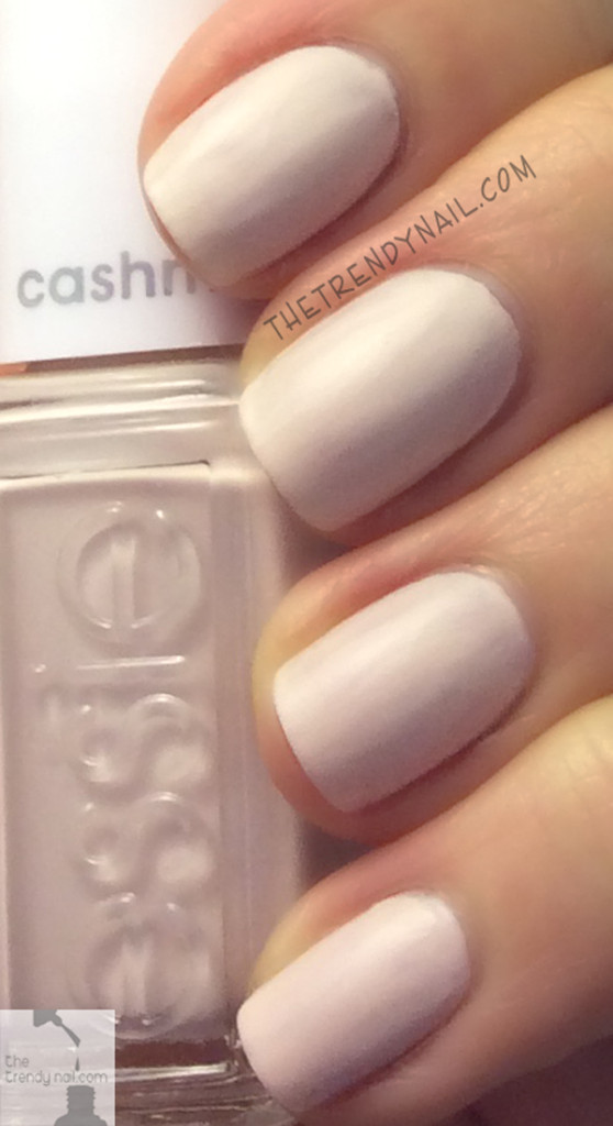 Wrap-me-up-essie cashmere matte