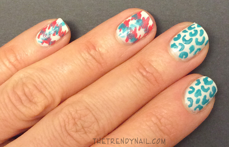Step5 - The Trendy Nail