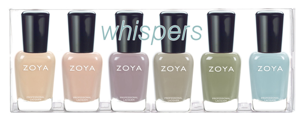 Nail Polish News: Zoya Whispers Collection 2016 | BlogHer