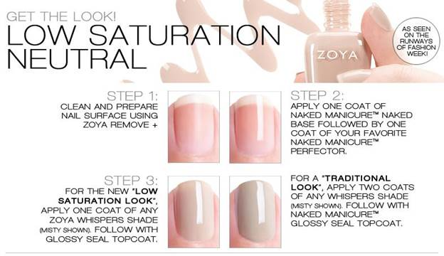 zoya whispers low saturation neutral
