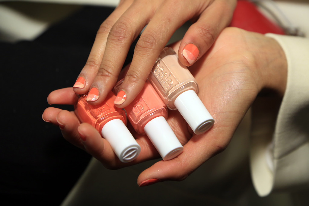 Essie for Rebecca Minkoff FW 2016 New York Fashion Week