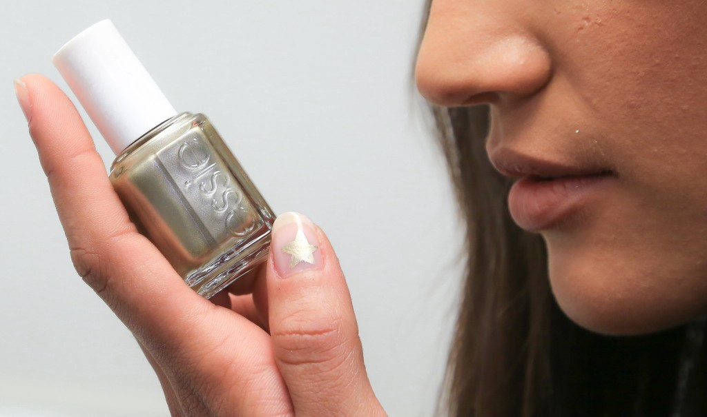 essie for Jenny Packham Fall/ Winter 2016 New York Fashion Week