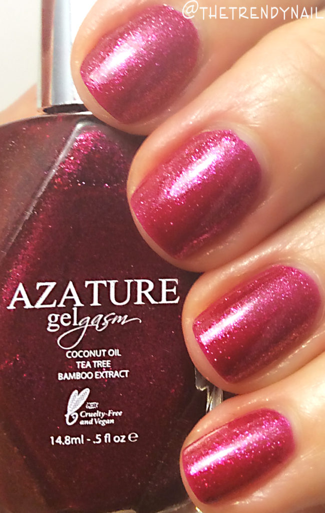Juan-Azature Gelgasm Swatches