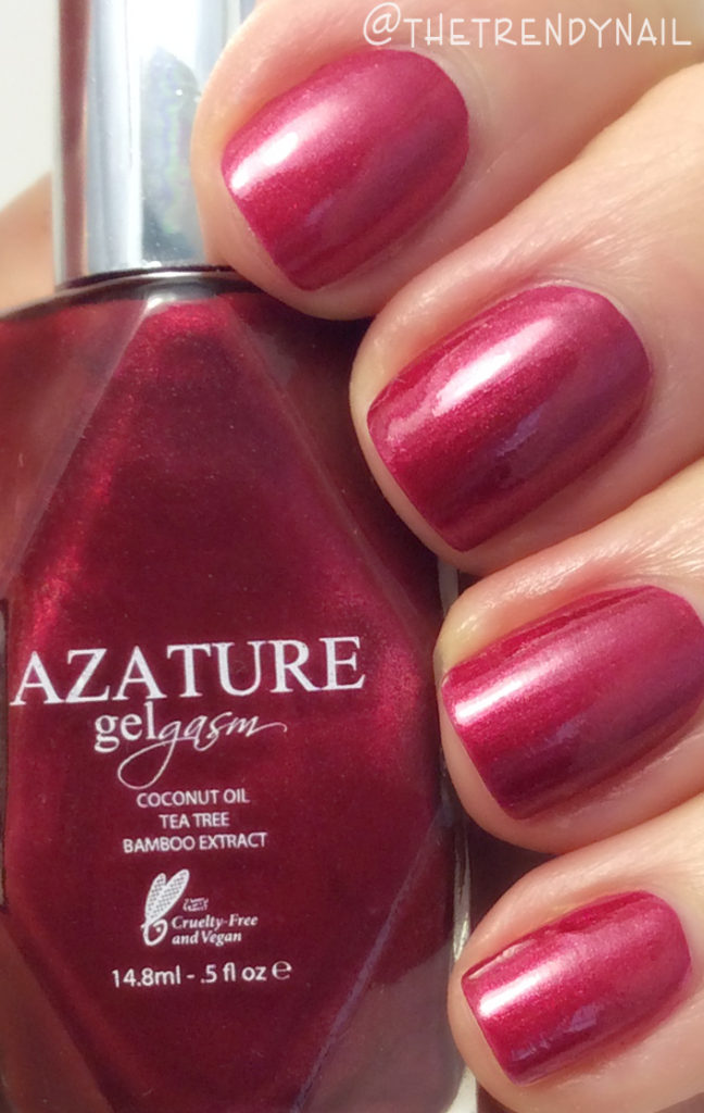 Mauricio - Azature Gelgasm Swatches