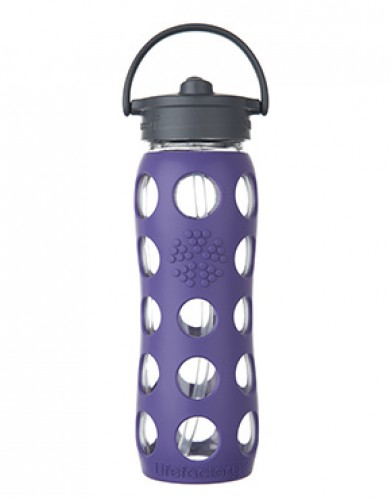 Life Factory 22oz. Glass Water Bottle
