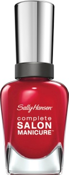 Red My Lips Sally Hansen Complete Salon Manicure