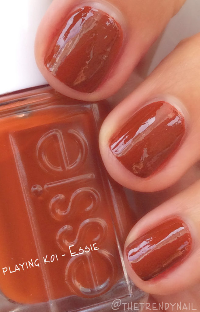 playing-koi essie fall 2016