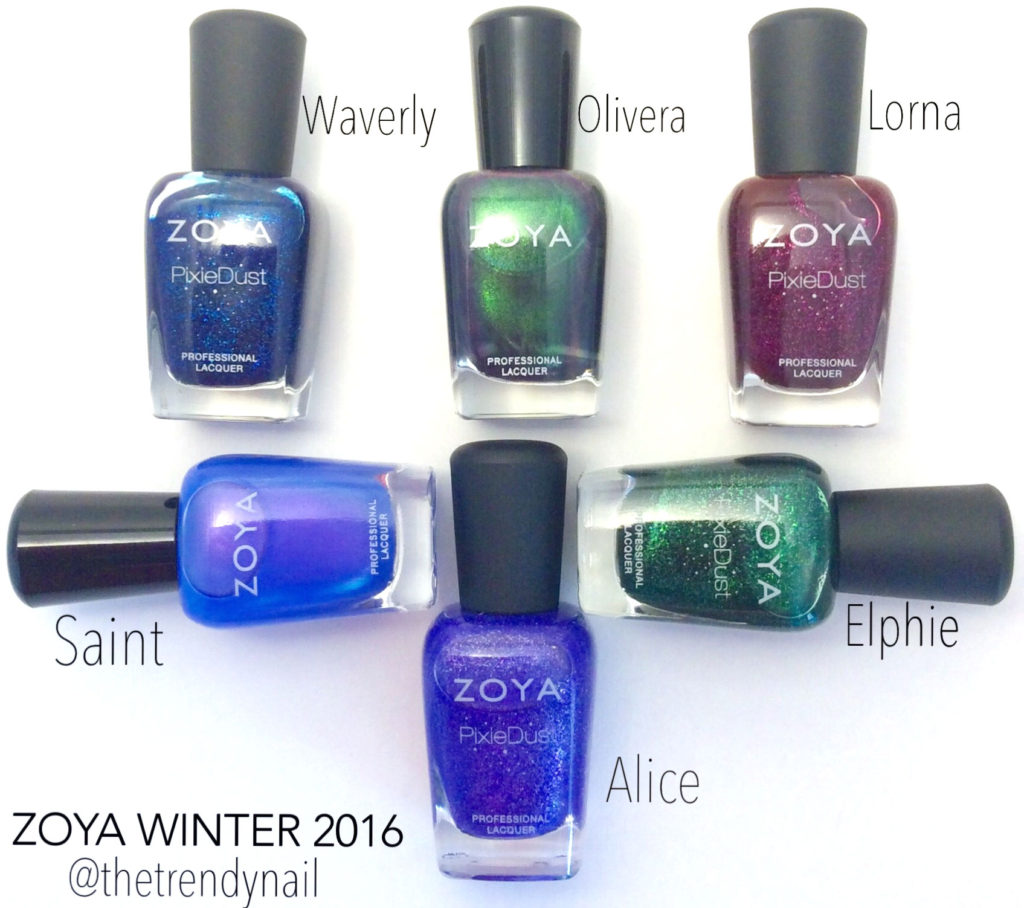 zoya Enchanted winter 2016