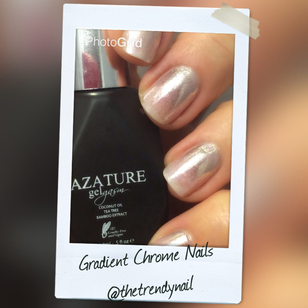 How To Use Chrome Nail Powder Without Gel: GET THE LOOK WITHOUT GEL POLISH