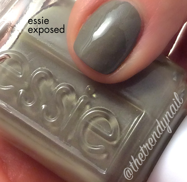 Swatches Amp Review Essie Wild Nudes Collection The Trendy Nail