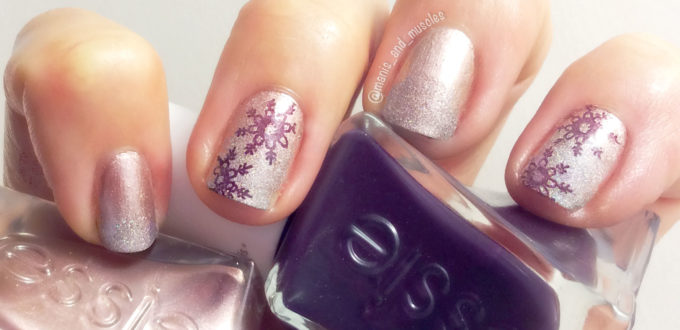 Essie Winter Nail Art Amethyst-noir-gold-gilding-essie-gel-couture
