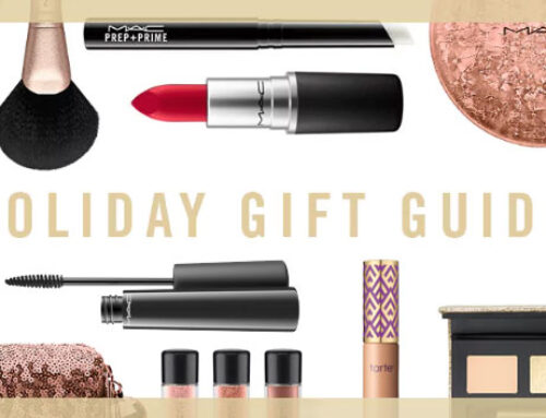2017 Beauty Holiday Gift Guide
