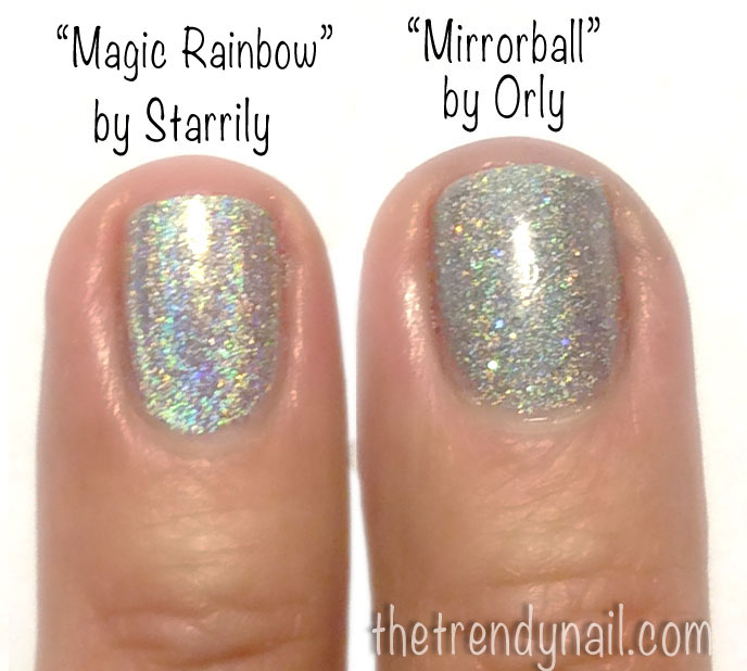 Starkly magic-rainbow-vs-mirrorball