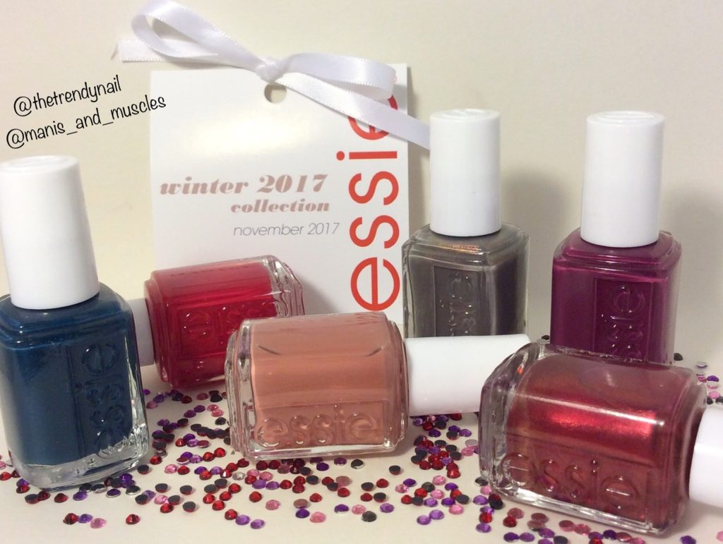 essie winter 2017