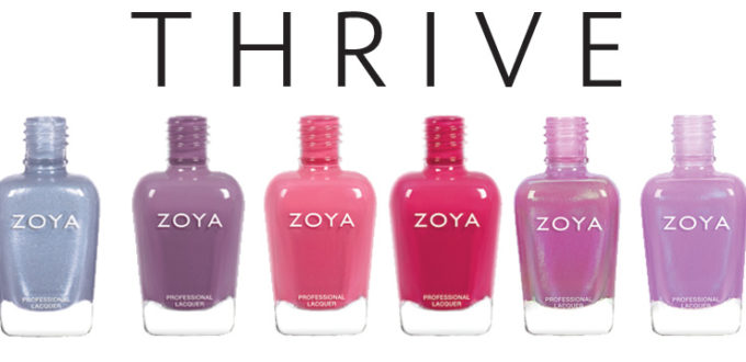 ZOYA-THRIVE SPRING 2018