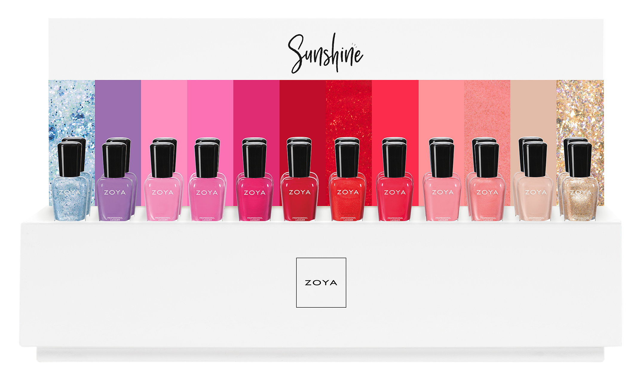 Zoya Summer 2018 Collection